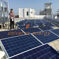 solar PV products