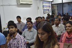 """Sharing our snaps from our last day workshop on """"Digital Marketing"""" at Brand veda Digital Marketing Institute Ahmedabad Branch.Thanks a lot for giving your valuable time. Keep Dreaming Keep Moving.. #learndigitalmarketing #digitalmarketing #Brandveda"""
