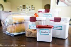 Spring Cleaning Progressive Giveaway-20. What a great way to organize your kitchen. Must have it!