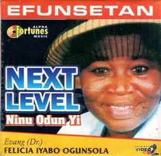Felicia Ogunsola - Next Level - Video CD