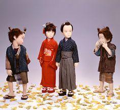 Kawaguchiko Musekan (museum)  avec poupées de Atae Yuki | Japan National Tourism Organization