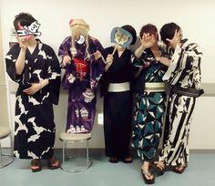 Soraru, 96neko, Eve, Sakata, Amatsuki