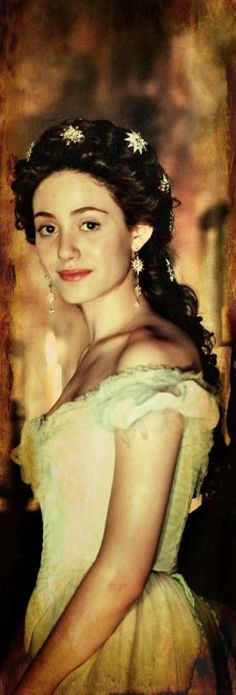 Christine Daae phantom of the opera