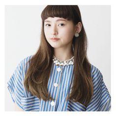 HAIR STYLIST▶Door/Jun Enokimoto #CYAN #HAIRSTYLE #HAIRSALON #LONGHAIR #JAPANESEGIRL #ロングヘア #ヘアカタログ #ヘアアレンジ #髪型