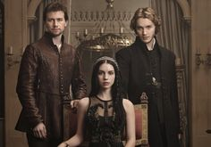 Reign Cast Talks Corsets, Courtly Intrigue and the Carnal, Cut-Down Scene That'll Have You Talking