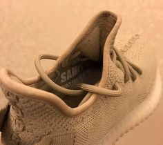 965d6a88ce78a Earth Adidas Yeezy Boost 350 V2 Sample White Outfits For Women