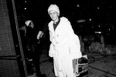 EDUN   FW14   Arrivals   Sally Singer