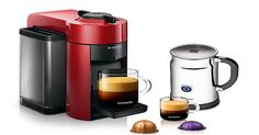 RUN! Get This Nespresso Evoluo Bundle For Only $99.99! Normally $440!