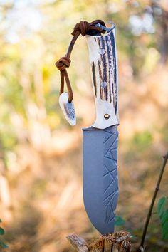 Charles de Buyer : Coutelier Wildsteer :: Kodiak Custom
