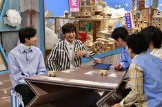 (画像10/13)内村は、吉沢に対し「やっと会えた!」とうれしそう Ryo Yoshizawa, News, Black Hair, Hair Black Hair, Black Hair Weaves