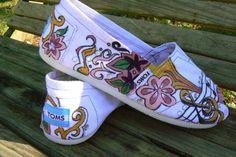 Custom TOMS Shoes