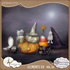Elements CU vol.36 ElementsCUvol36 [Agnes_ElementsCUvol36] - €2.99 : Digital-Crea.fr, La boutique du Scrapbooking Digital