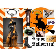 """My 1rts Halloween Costume!"" by bribri213 on Polyvore"