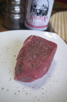The Filet Mignon - Feel free to share on Pinterest