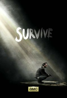 "The Walking Dead Season 5 Teaser Poster ""Survive"" - Cosmic Book News"