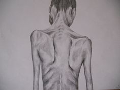 anorexia art - Google Search