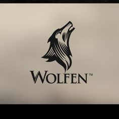 WOLF logo(FOR SALE)