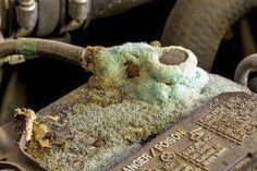 11 Best Battery Corrosion images | Lead acid battery, Car