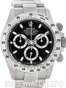 Buy new watches and certified pre-owned watches in excellent condition at Truefacet. Shop Rolex, Hublot, Patek & more luxury watch brands, authentication guaran Police Watches, Sport Watches, Cool Watches, Watches For Men, Men's Watches, Rolex Cosmograph Daytona, Rolex Daytona, Rolex Watches Price List