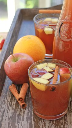 Amazing scratch-made apple cider recipe! So easy!