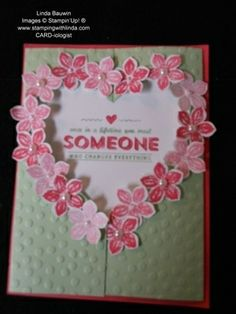 Heart Gate-Fold Card_Stampin' Up!