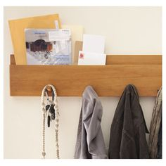 Articles about modern storage solutions 5 smart built ins and closets. Dwell is a platform for anyone to write about design and architecture. Entryway Coat Hooks, Modern Entry, Built Ins, Storage Solutions, New Homes, Wall, How To Make, Design, Laundry