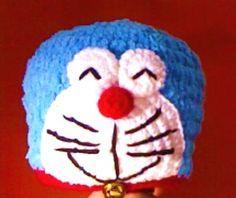 Doraemon Hat https://www.facebook.com/Shanny.Cafe.Crochet
