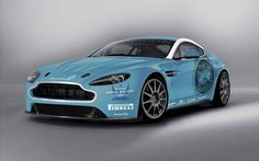 Aston Martin Returns To Race V12 Vantage Pictures and Wallpapers ~ Auto Cars