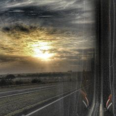 Pela Janela do Ônibus. Fev. 2014