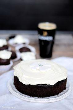 Guinness Schokoladen Kuchen | Das Knusperstübchen
