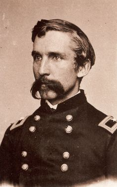 JOSHUA LAWRENCE CHAMBERLIN 20th Maine. Gettysburg, Little round top.