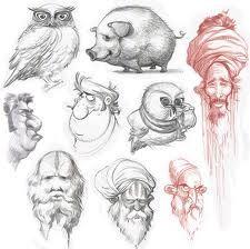 Character Design - Humans - Dattaraj Kamat Art - Căutare Google