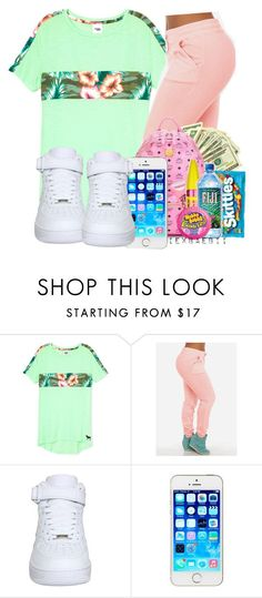 """""""Untitled #270"""" by oh-thatasia ❤ liked on Polyvore featuring NIKE"""