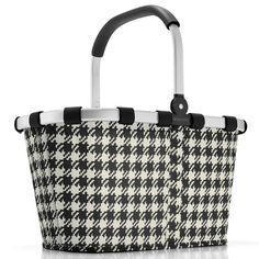 Cesta Compra Carrybag Fifties Negra de Reisenthel http://www.tutunca.es/cesta-compra-carrybag-fifties-negra-de-reisenthel