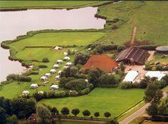 Bauernhofcamping Poelzicht Heeres, Hieslum, Friesland, Niederlande