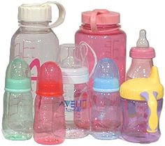 Try Baking Soda and Water  Add about one ounce of baking soda to a freshly washed plastic baby bottle, and fill the rest of the way with hot water. Cover the top, and shake the bottle until the baking soda dissolves. Allow it to work to get rid of the smell of sour milk for several hours or overnight. Rinse away the baking soda, and wash and rinse the bottle as usual.  http://voices.yahoo.com/how-rid-sour-smell-milk-plastic-5083175.html?cat=25