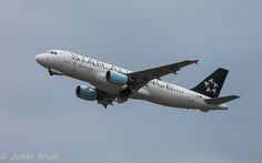Austrian Airlines / OE-LBX / Airbus A320-200 / Star Alliance c/s
