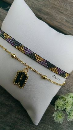 Bead loom bracelet - Gift to her -Gift for woman-Adjustable bracelet Bead Embroidery Jewelry, Beaded Jewelry, Handmade Jewelry, Bead Loom Bracelets, Wire Wrapped Bracelet, Loom Beading, Adjustable Bracelet, Gifts For Women, Jewelry Making