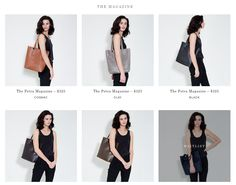 Weekend Wishlist: Angelina Jolie spotted with Petra handbag from Everlane New Handbags, Leather Handbags, Angelina Jolie, Petra, Posts, Collection, Fashion, Leather Totes, Messages