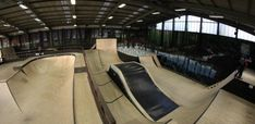 Where can you find a good place to ride BMX or skate when the weather is bad? Will the rain ruin my board? Here are the best indoor skateparks in the UK.