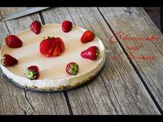 Cheesecake raw al limone (vegan crudista)