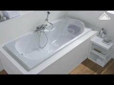1000 images about inspirations bain bath on pinterest - Baignoire retro leroy merlin ...
