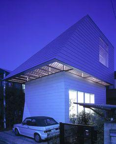 Gae house, Tokyo 2003 - Atelier Bow-Wow:
