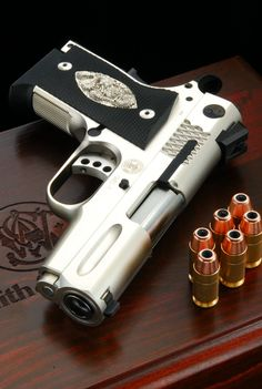 S & W M945 Kowloon by KSC - Airsoft GBB