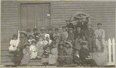 1894 - Metlakatla children