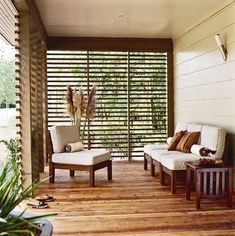 ATLANTA RESIDENCE - modern - porch - san francisco - CleverHomes presented byToby Long Design