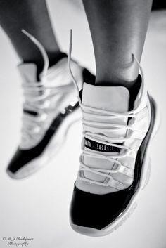 Air Jordan XI - Concords