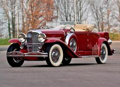 1930 Duesenberg Model J - (Duesenberg Automobile & Motors Company, Inc. Auburn, Indiana,1913-1937)