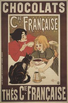 Théophile Alexandre Steinlen (1859-1923) Art Nouveau Painter and Printmaker ~ Blog of an Art Admirer