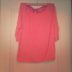 Ann Taylor Loft top Casual top in good condition. 3/4 sleeve LOFT Tops Tees - Long Sleeve